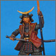 Samurai, late Sengoku era