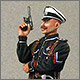 Officer of Markov's regiment