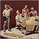 DAK AA gun crew