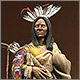 Hidatsa warrior