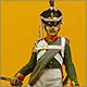 Corporal, 3rd grenadiers company Selenginsky inf. regt.