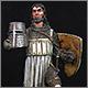 Teutonic knight, 1240