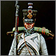 Sergeant of 15th regt., Spanish campaign, 1808