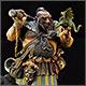 Dwarf Dragon Master