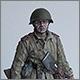 Senior sergeant, Red Army, 1943-45