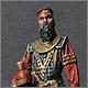 Scythian king