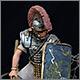 Roman legionary, Teutoburg forest, 9 A.D.
