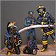 Firemen of 86th dept.