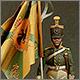 Ensign, Perm musketeers regt., 1806