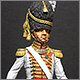 Guard grenadiers officer, Westfalia
