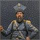 Ratnik, Nizhny Novgorod home guard, Russia, 1812-13