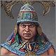 Mochica warrior