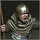 Medieval infantryman