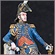Marine officer of Emperor's Guard, France, 1807-11