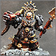Chaplain in terminator armor