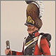 Grenadier of Oldenburg regt., Denmark, 1807-13