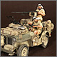 LRDG/SAS jeeps