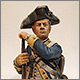 Private, 1st New York regt. of Continental Army
