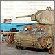 KV-1 at restoration