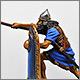 Assyrian warrior, 2-1 millenium B.C.
