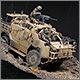 Jackal mk2. Afghanistan