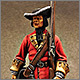 Fusilier, Butyrsky regt., 1702-06