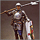 European soldier with halberd, 1510-25