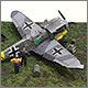 Maintenance of Bf.109F-4