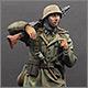 Waffen SS MG-42 gunner