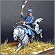US Cavalryman, 1863