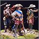 Musketeers, 1630