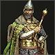 Moscow boyar warlord, 17th cent.