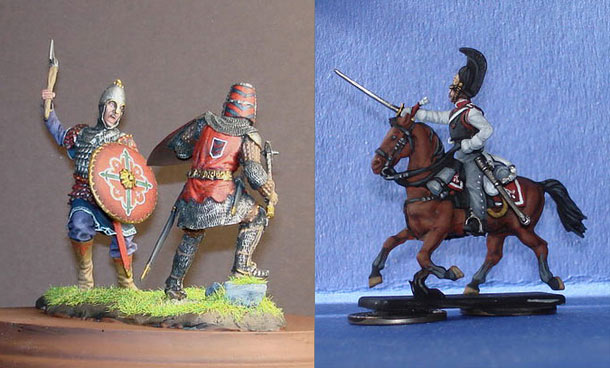 Figures: Historical miniatures
