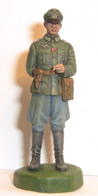Figures: German officer, photo #4