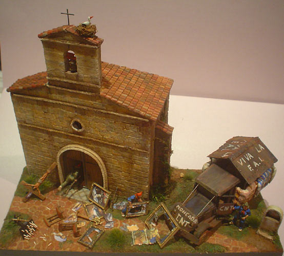 Dioramas and Vignettes: Hot summer of 1936, photo #1