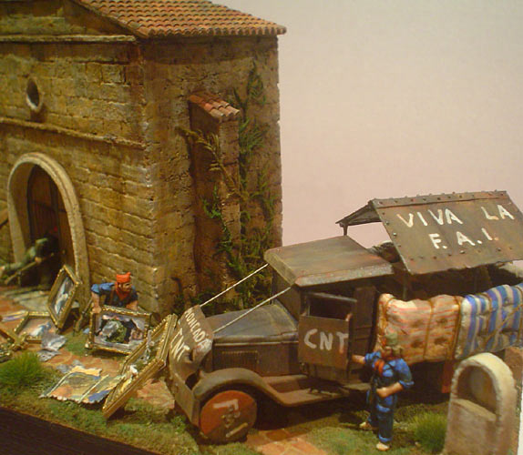 Dioramas and Vignettes: Hot summer of 1936, photo #2