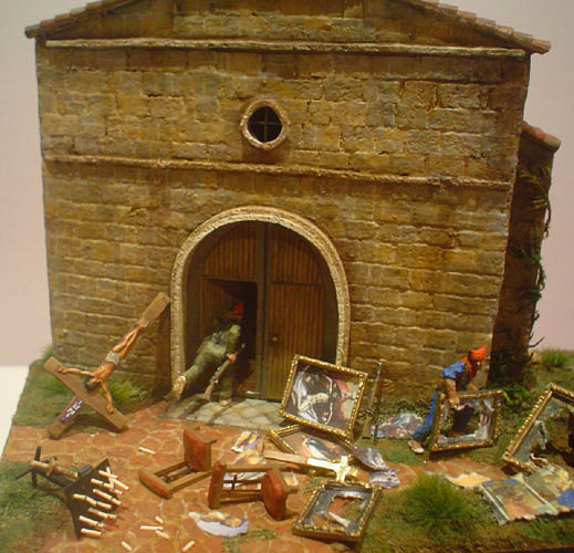 Dioramas and Vignettes: Hot summer of 1936, photo #3