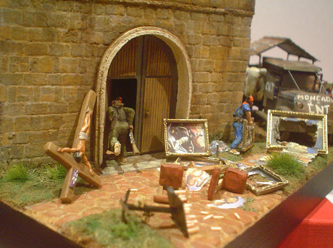 Dioramas and Vignettes: Hot summer of 1936, photo #4