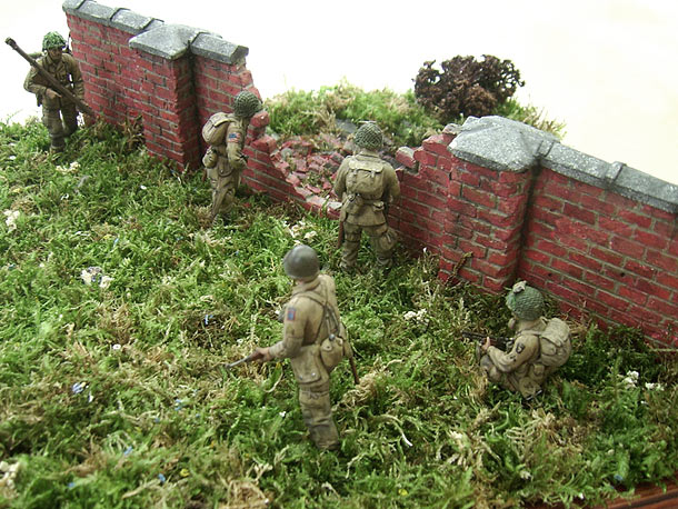Dioramas and Vignettes: On Patrol