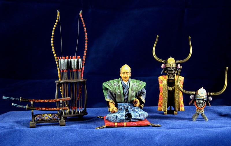 Figures: Samurai, photo #1