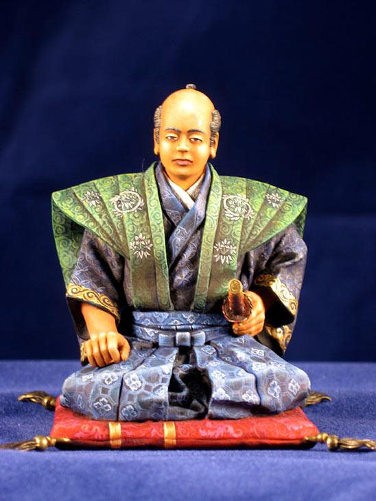 Figures: Samurai, photo #3