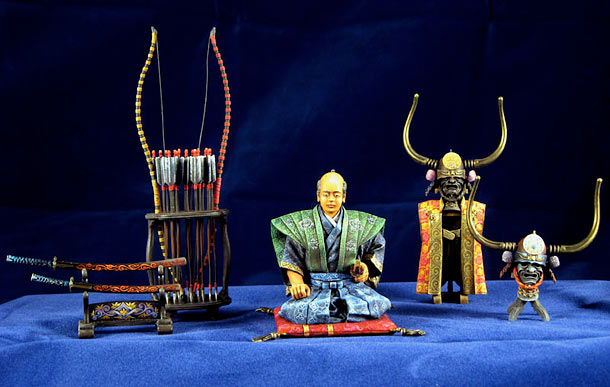 Figures: Samurai