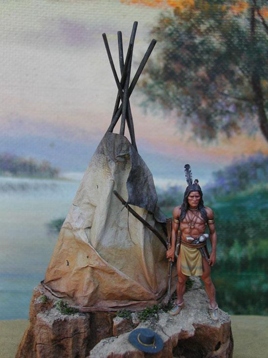 Figures: Crazy Horse, photo #1