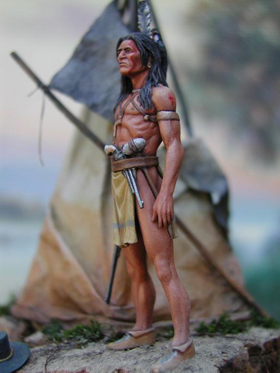 Figures: Crazy Horse, photo #4