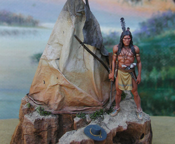 Figures: Crazy Horse