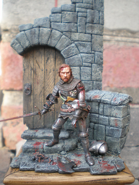Dioramas and Vignettes: Robert Babthorp, early XV century, photo #9
