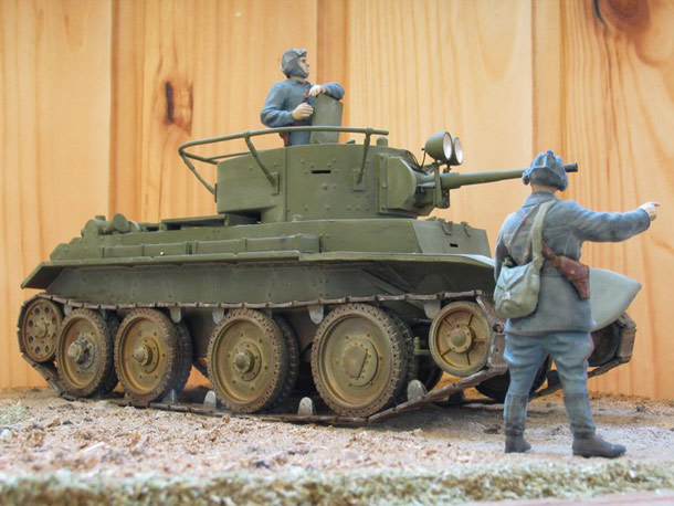 Training Grounds: BT-7 and Soviet Tankers