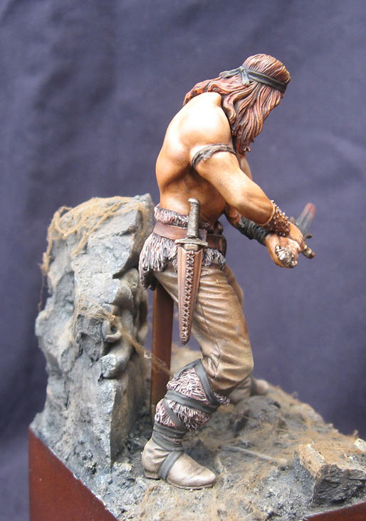Figures: The Cimmerian, photo #2