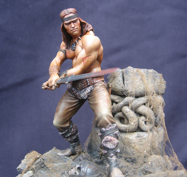 Figures: The Cimmerian, photo #4