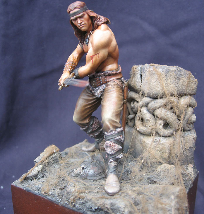Figures: The Cimmerian, photo #5